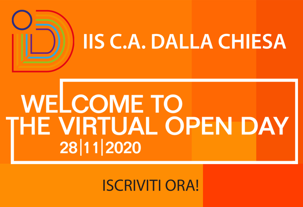 virtual open day a.s. 2020/21